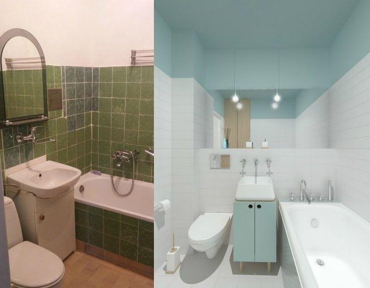 peindre des carreaux de salle de bain. trendy salle de bain by ... - Peindre Carreaux Salle De Bain