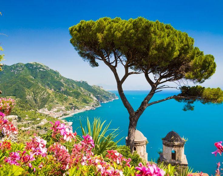 Amalfi coast: a road trip through lemontrees <3