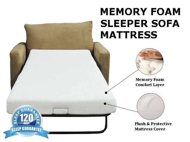 More Affordable Sleeper Sofa Mattress | Tempurpedic Sofa | Memory Foam Mattress | Cheap Sofa Mattress | Discount Sofa Bed Sale