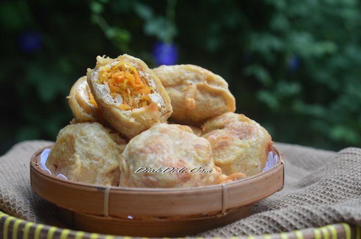 Diah Didi's Kitchen: Tahu Isi Ayam Wortel