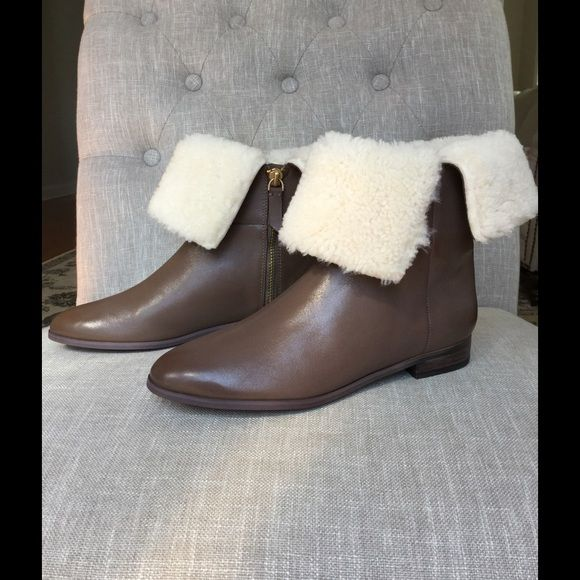 Kate Spade Saturday ankle boots. Brand-new never been worn Kate Spade Saturday ankle fur boots. Please let me know if you have any questions !!! offers are welcomed. kate spade Shoes Ankle Boots & Booties