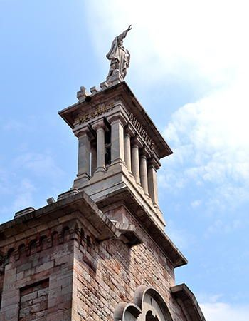 Iglesia del Sagrado Corazón de Jesús, Gijón
