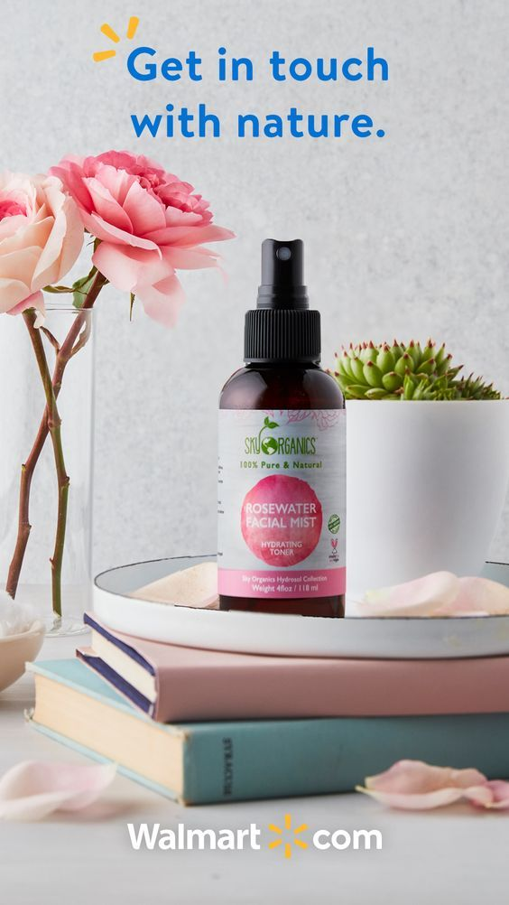 Handcrafted in small batches  Refresh your skin with Sky Organics