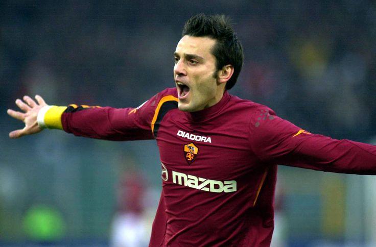 Vincenzo Montella - AS Roma 2001 & 2005