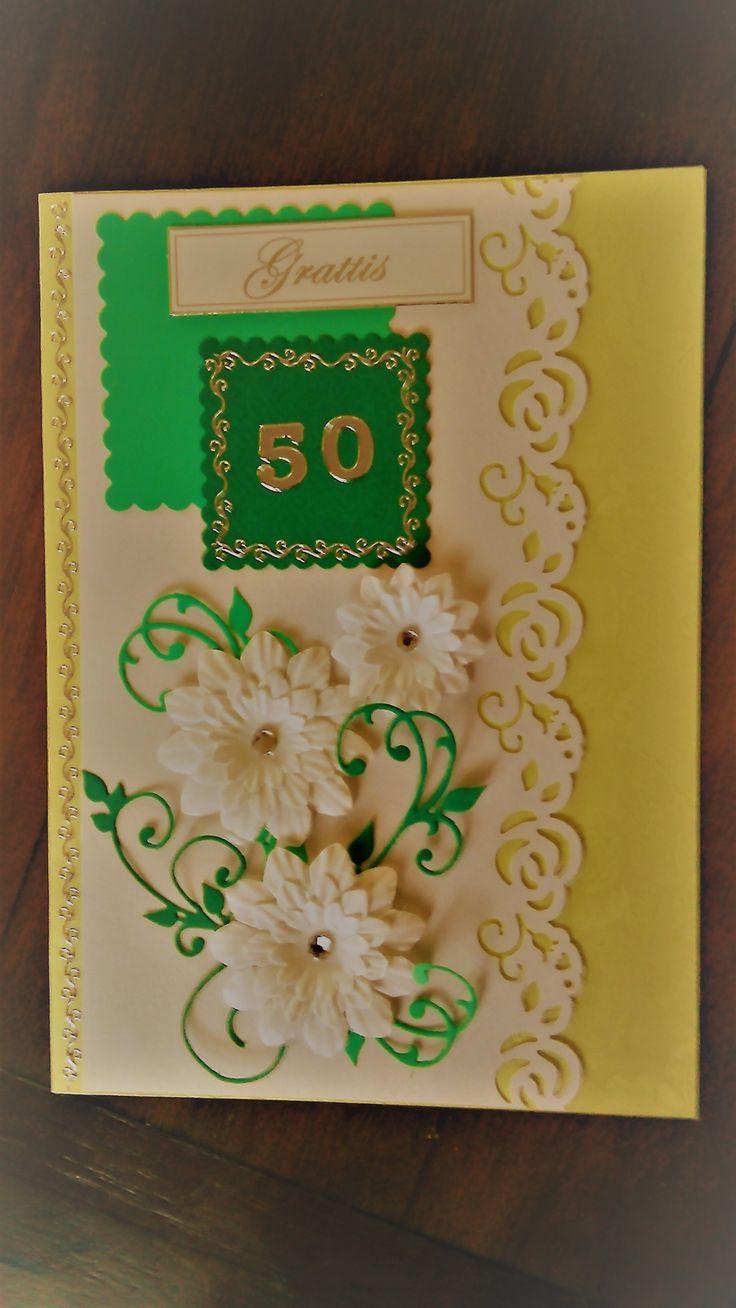 Birthdaycard for a friend