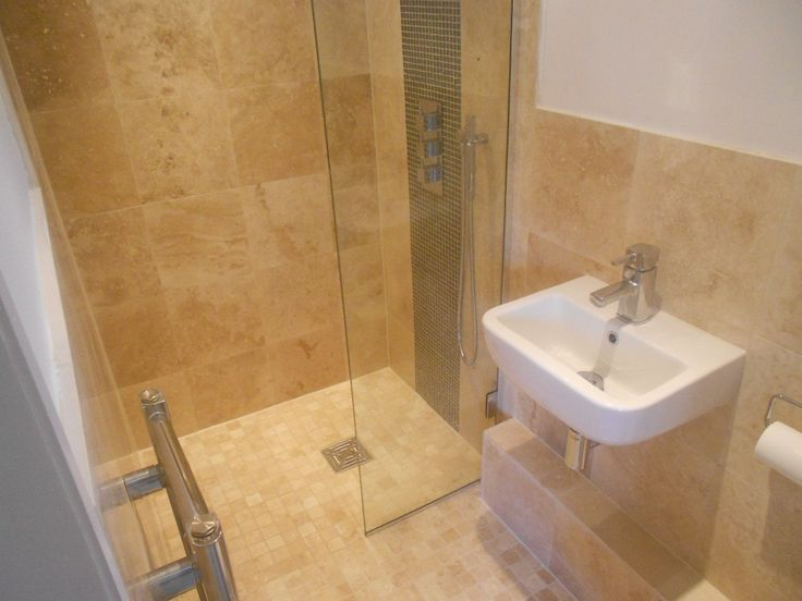 25 best ideas about small wet room on pinterest shower for Small ensuite bathroom ideas