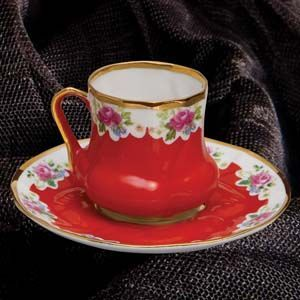 classic ottoman style turkish coffee cup @ Mac Promotion