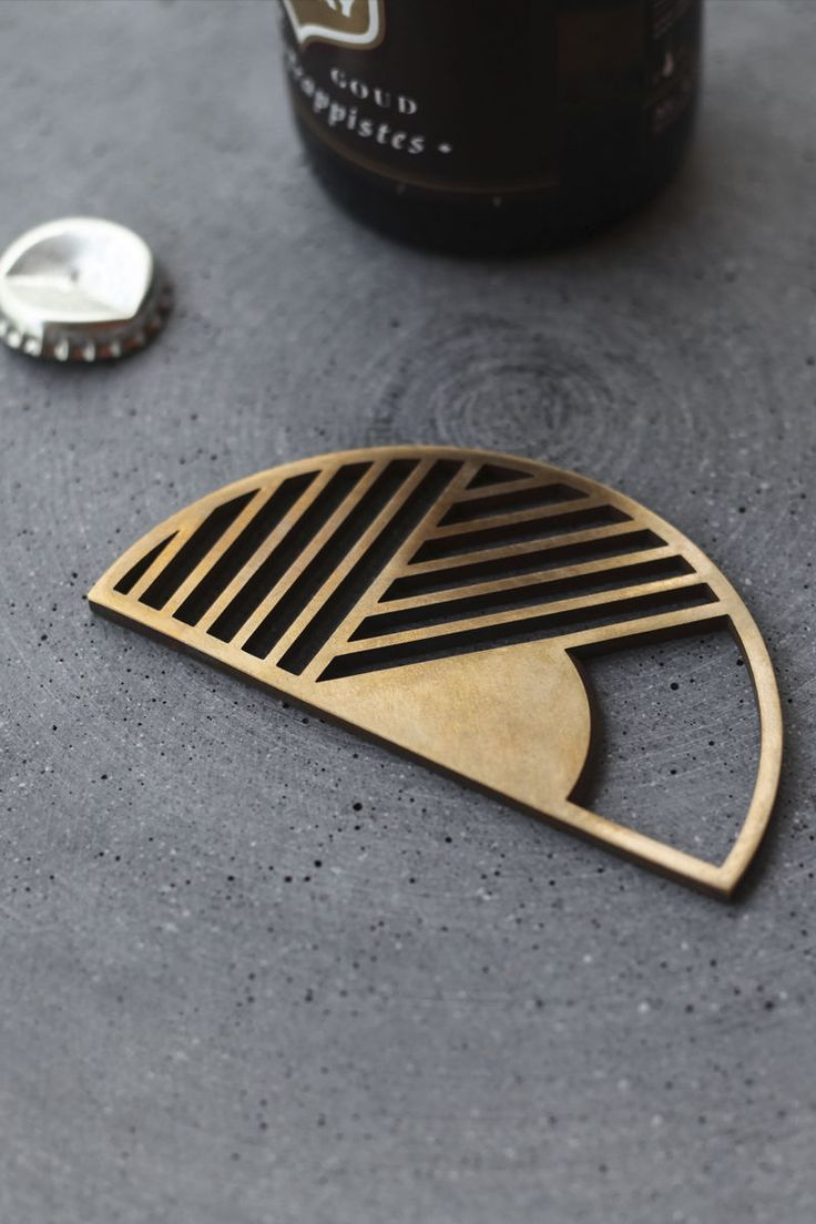 Delano bottle opener from Marz Designs via The Third Row