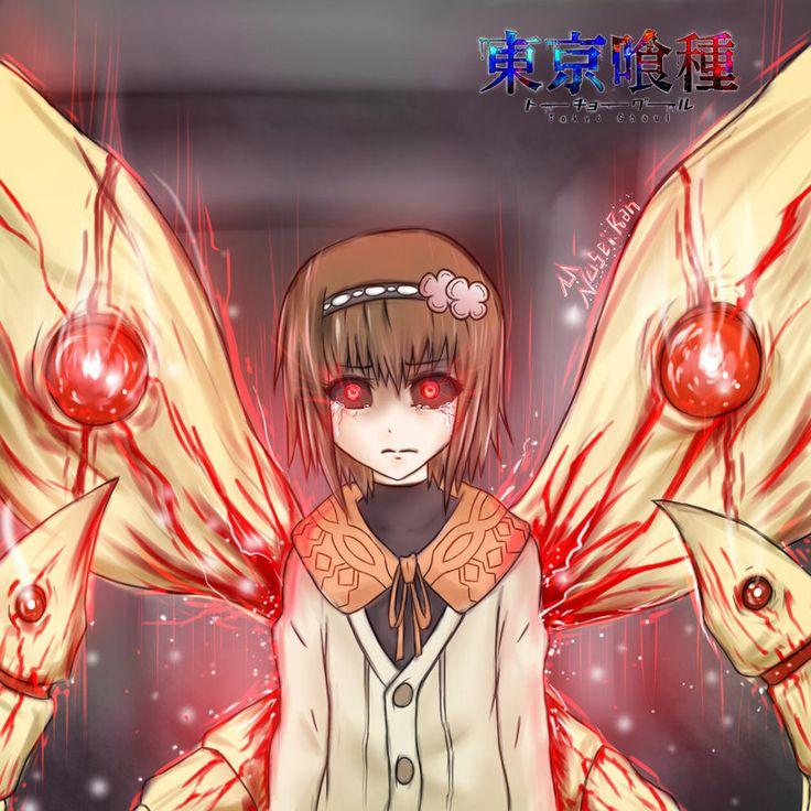 Shining Legacy by Yuseiran | Hinami Tokyo Ghoul