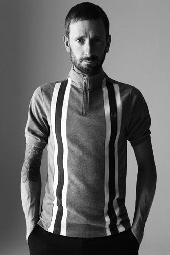 Fred Perry Spring / Summer 2014 Bradley Wiggins Collection.