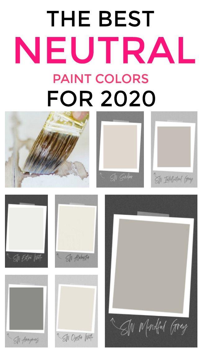 My Favorite Paint Colors For 2020 Picking Paint Colors Best