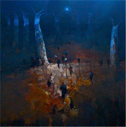 Mel Brigg - Red Hill Art Gallery - Brisbane