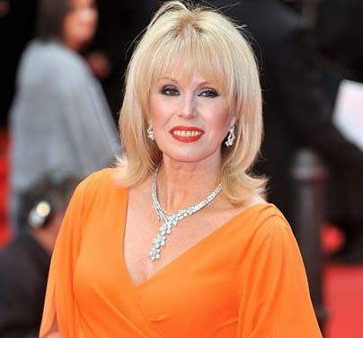 Joanna Lumley as Estelle