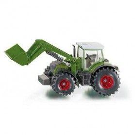 SIKU Tracteur Fendt avec Chargeur Frontal Echelle 1/50ème