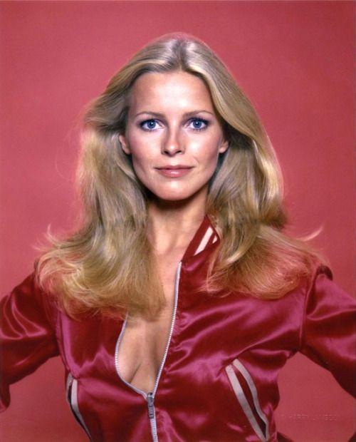 Cheryl Ladd by Harry Langdon