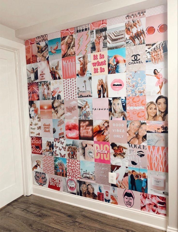 bedroom teen inspo tik tok rooms aesthetic collage makeover teenage dorm