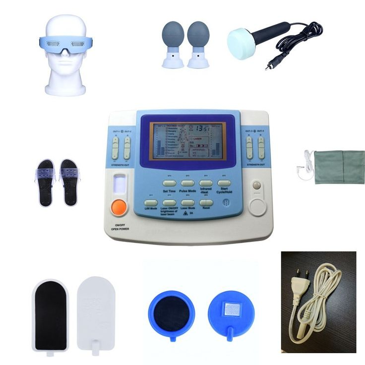 Medical ultrasound machine equipamento laser acupuntura physiotherapy equipment tens with acupuncture-laser EA-VF29 #Affiliate