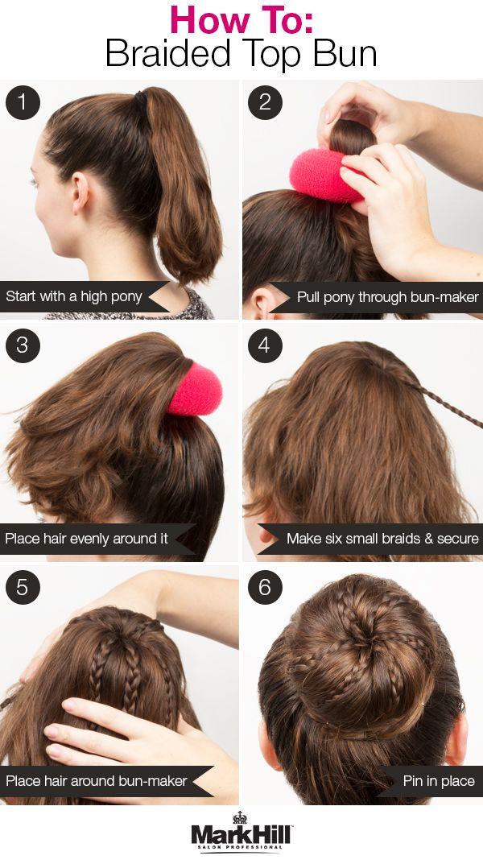 gymnastics meet hair ideas easy