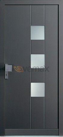 17 mejores ideas sobre puertas de aluminio en pinterest for Puertas modernas de interior