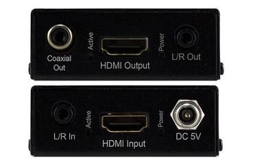 Blustream HD11AU HDMI Audio Embedder / De-Embedder