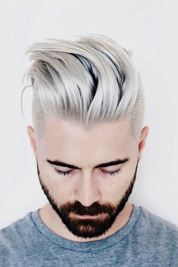 This Hair Color Trend Has Adam Levigne Written All Over It Want