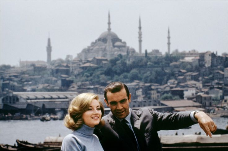 Connery in istanbul