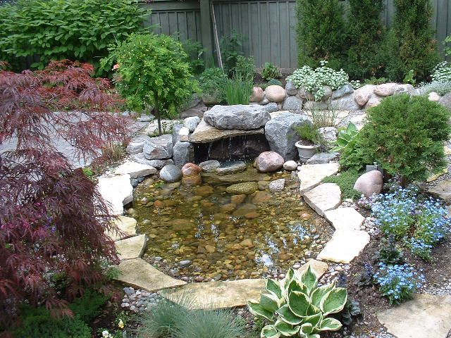 Image Result For Small Garden Ideas