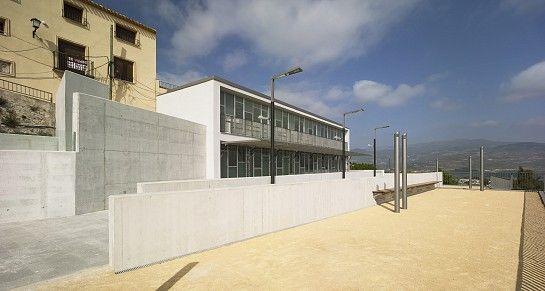 Regeneración urbana del entorno de La Soledad para construcción de 3 viviendas de promoción pública y equipamiento público en Moratalla . Mo...