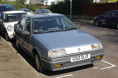 eBay: Renault 19 Chamade 1.4 TSE Phase 1 1990 spares or repairs