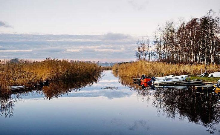 Gotland lake near Hotel Stelor - Hotel Stelor, in Gotland, Sweden