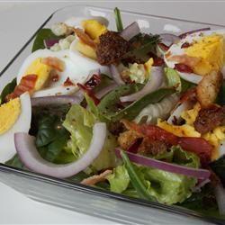 Spinach Salad I Allrecipes.com