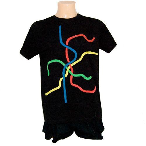 336 tričko Metro