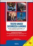 #Testo unico sicurezza lavoro. con cd-rom  ad Euro 17.00 in #Grafill #Media libri scienze sociali