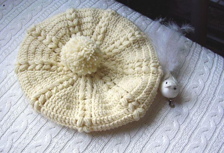 Mejores 28 imágenes de crochet hats. en Pinterest | Sombreros de ...