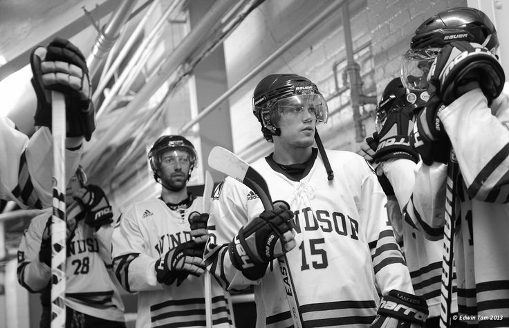 2012-13 Men's Hockey, Credit: Edwin Tam