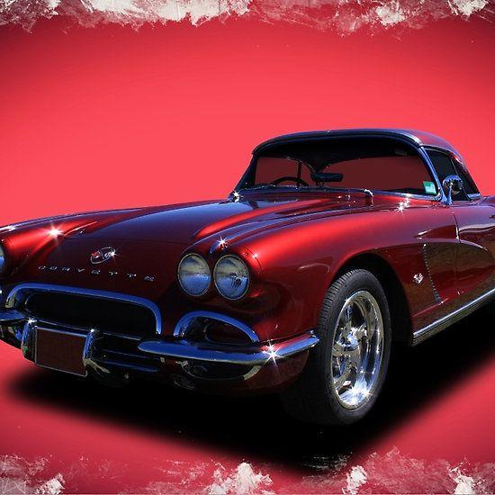 Corvette 62