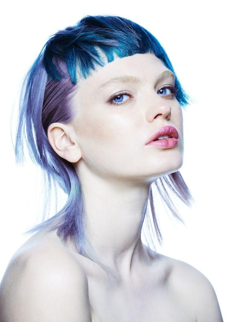 Bond Hair Religion - On the Fringe #jennitarrant #colorhair #haircolor #dipdye…