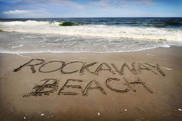 I loved this beach, and Rockaway Playland across the street. Rockaway Beach, Queens NY