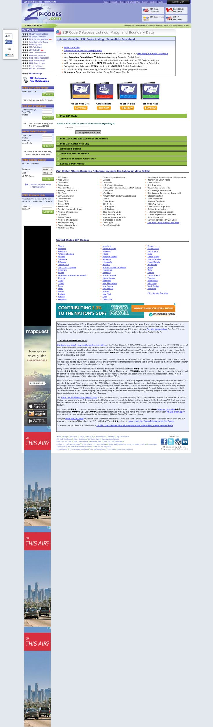 Best Zip Code Lookup Ideas On Pinterest Getting Rid Of - Canada postal code database free download