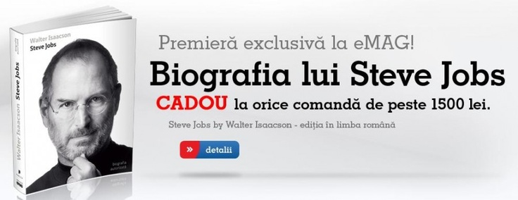 Biografia lui Steve Jobs on http://www.fashionlife.ro