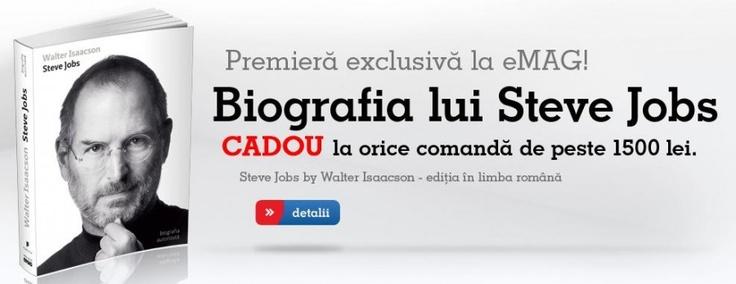 Biografia lui Steve Jobs on http://www.fashionlife.ro