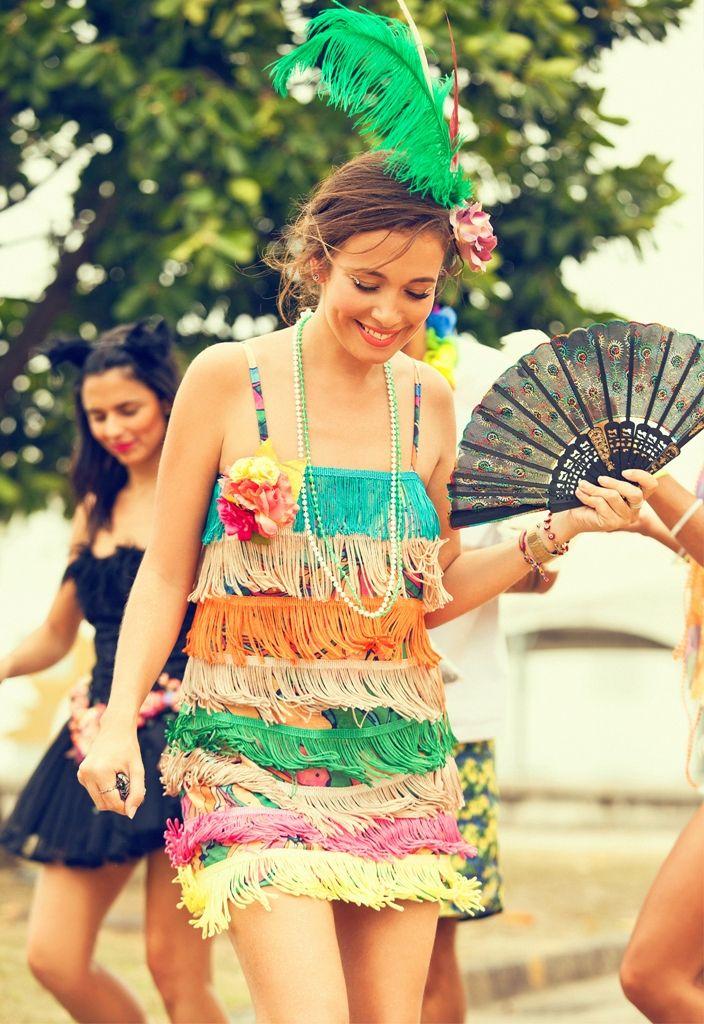 Roupas de Carnaval nas nossas lojas favoritas!