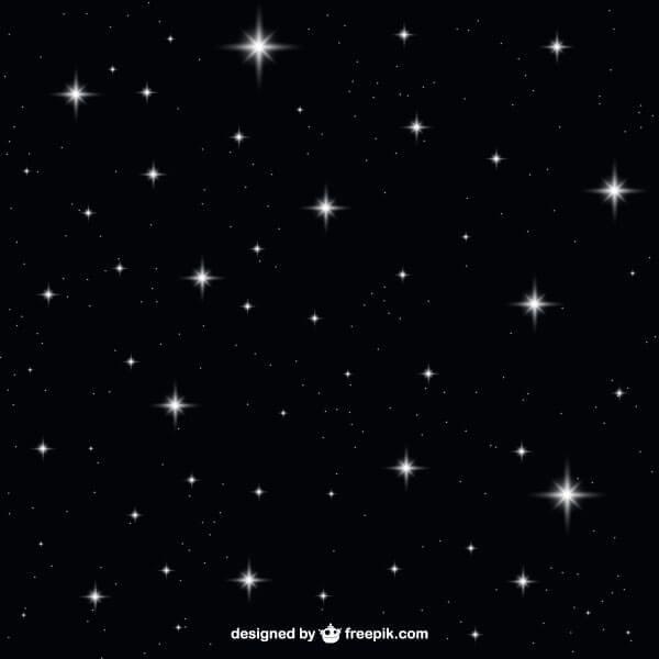 Starry Night Sky Background Image
