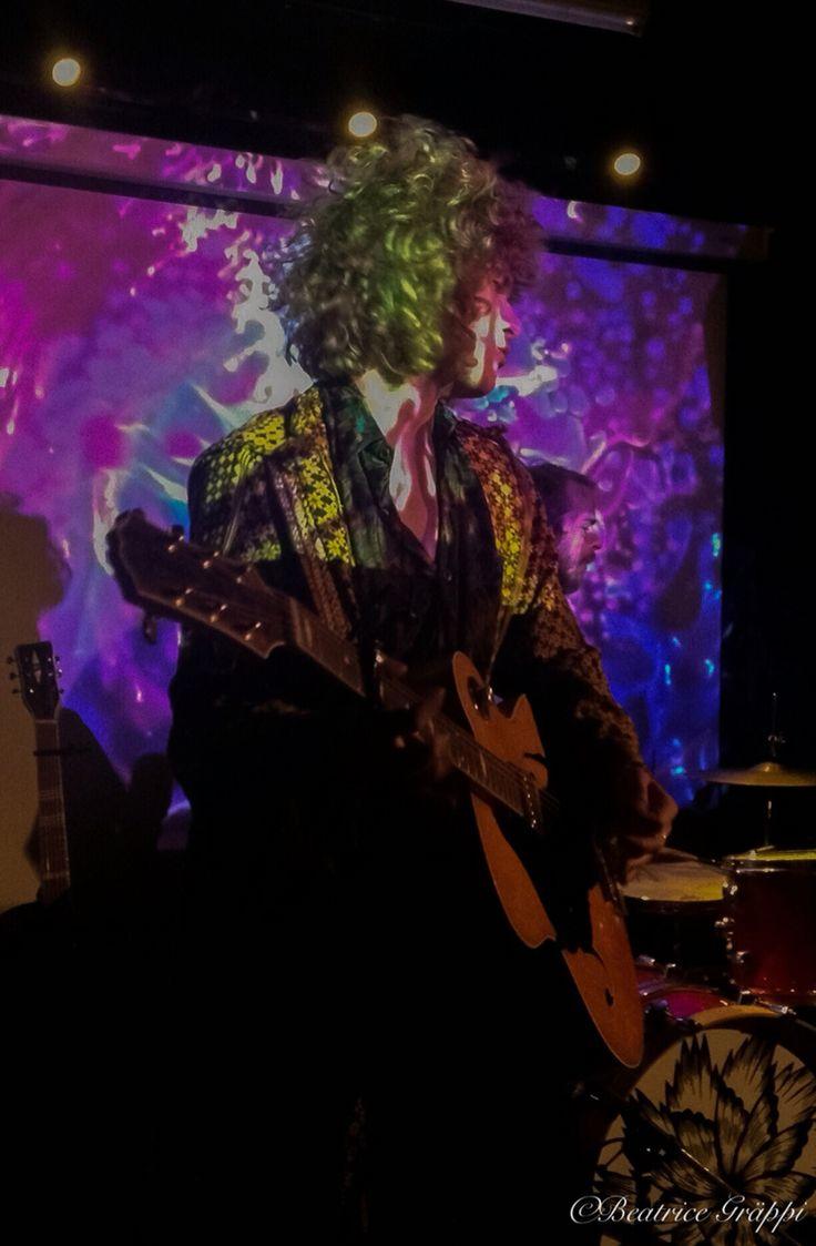 Death Hawks at Nefertiti, Gothenburg, Sweden, 2015. Music/ band photography  by Beatrice Gräppi