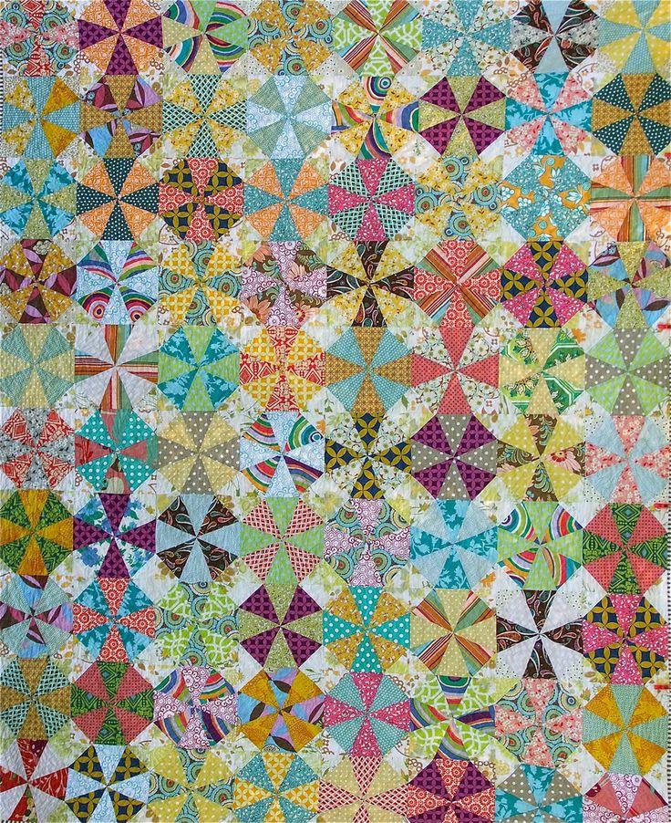 Kaleidoscope Quilt | Flickr - Photo Sharing!
