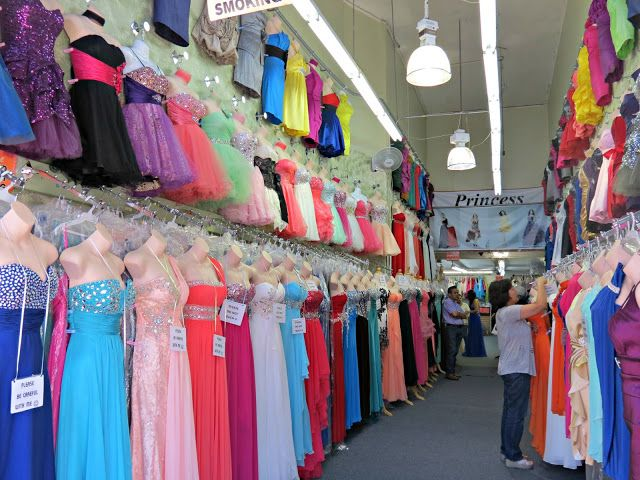 La Fashion District Princess Prom And Special Occasion