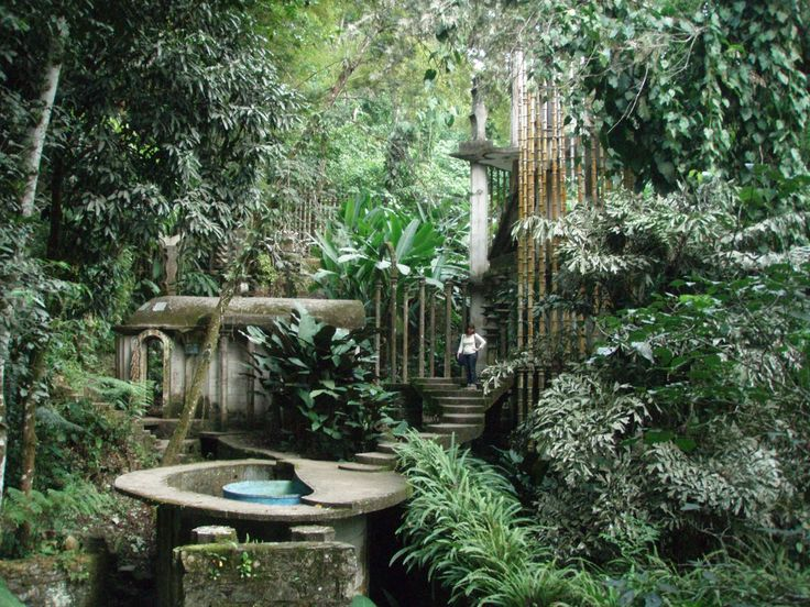 Xilitla mexico recherche google new york pinterest for Jardin surrealista xilitla