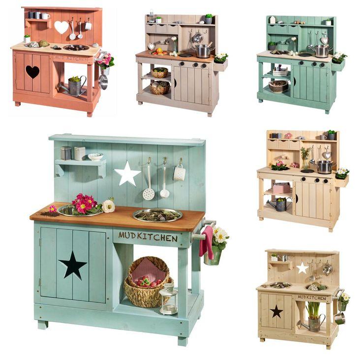 sun matschk che f r kinder holz draussen by. Black Bedroom Furniture Sets. Home Design Ideas