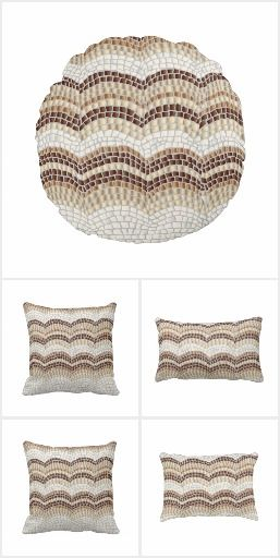 Mosaic Pillows