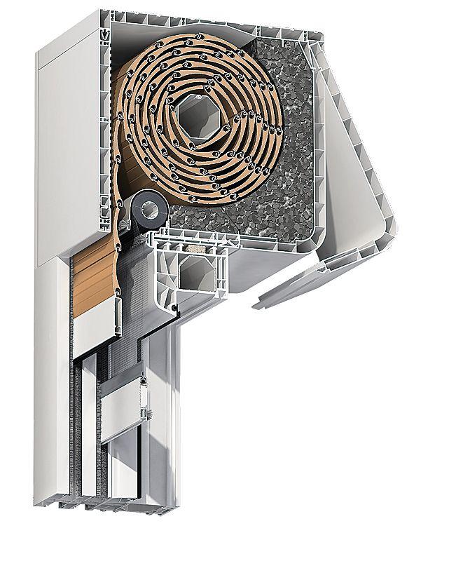 ABM - Jędraszek: Okna i Drzwi PCV i ALU - Roleta naokienna Cleverbox